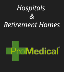 Hospitals and Retirement Homes