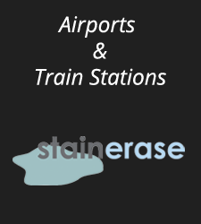 Airports and Train Stations